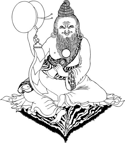 Rang-rig Togden: a Mahasiddha of the Aro lineage